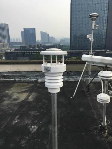 Environmental monitoring application